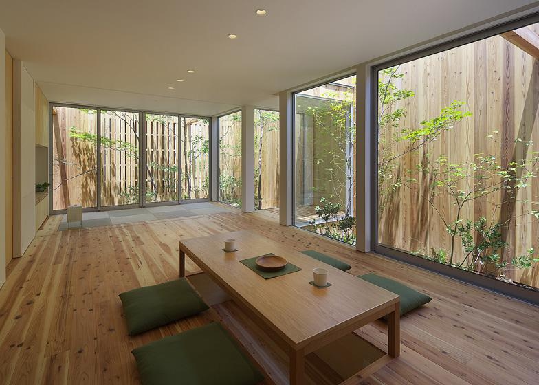 modern wood japanese house in osaka tokyo (4)