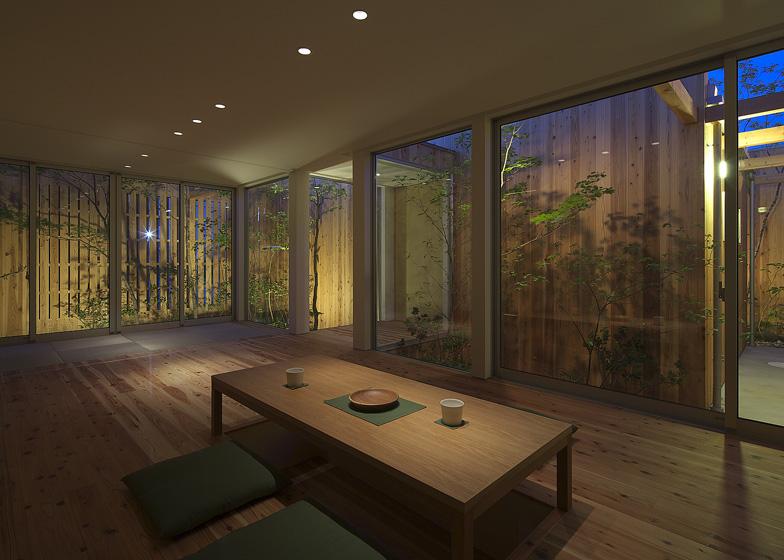 modern wood japanese house in osaka tokyo (6)
