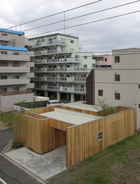 modern wood japanese house in osaka tokyo (8)