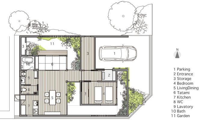 modern wood japanese house in osaka tokyo (9)