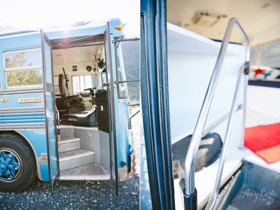 renovate school bus to blue house modern compact (2)
