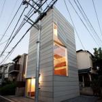 แบบบ้านบนที่ขนาดเล็กเพียง 4 ตร.วา สร้างสรรค์ขึ้นด้วยไอเดีย ให้อยู่อาศัยได้อย่างสมบูรณ์