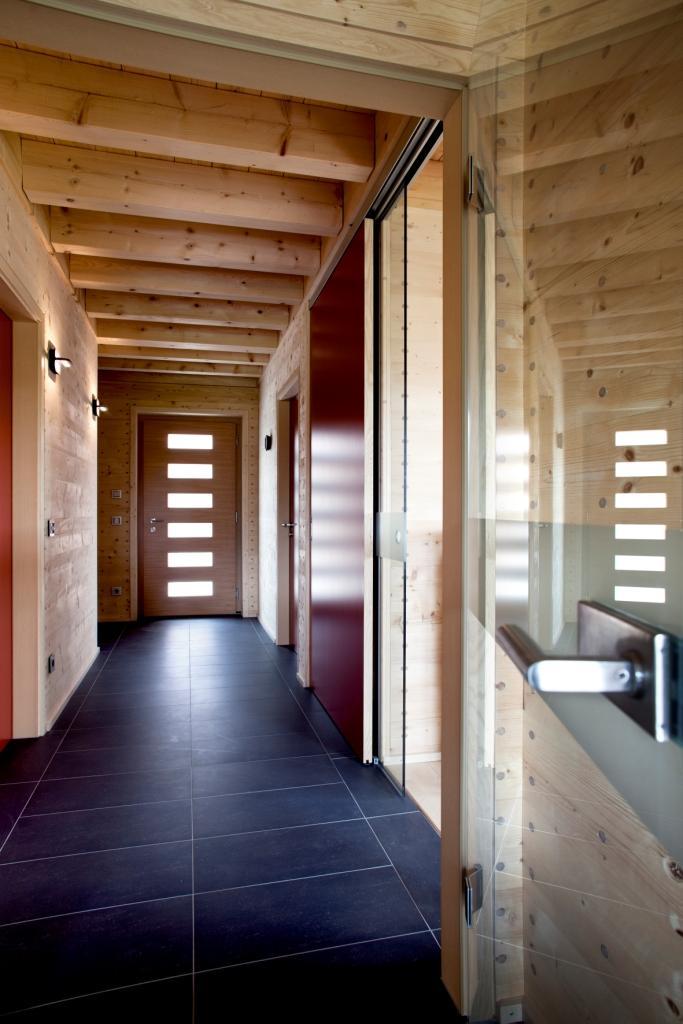 solar power modern house compact wood (9)