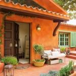 บ้านแบบสเปน บนไอเดียร่วมสมัยที่เรียบง่าย ตกแต่งภายในดูโปร่งโล่งแฝงความวินเทจ