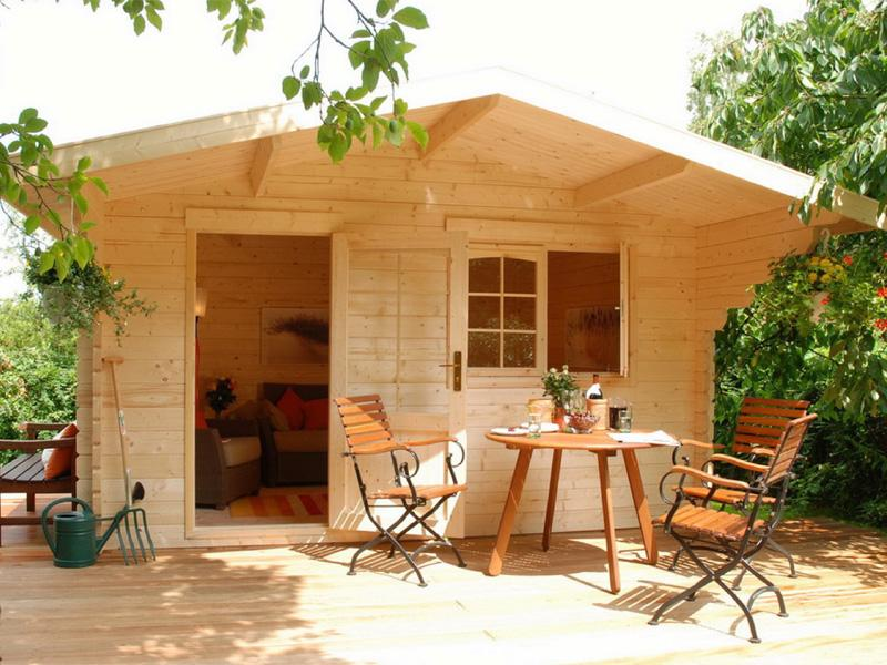 tiny cottage wood house low cost (1)