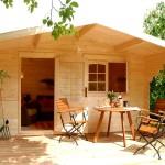 บ้านกระท่อมไม้ขนาดเล็ก งบประมาณเริ่มต้นที่ไม่มาก เอาไปปรับใช้งานได้หลากหลาย