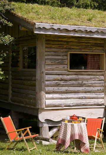 tiny wooden cottage house (5)