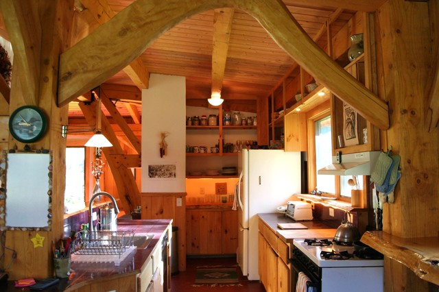 vacation house eco cottage to save the earth (5)