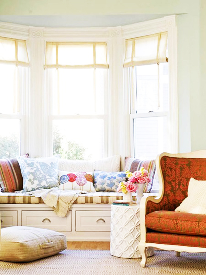 window seat cozy idea for every house (24)