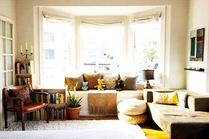 window seat cozy idea for every house (38)