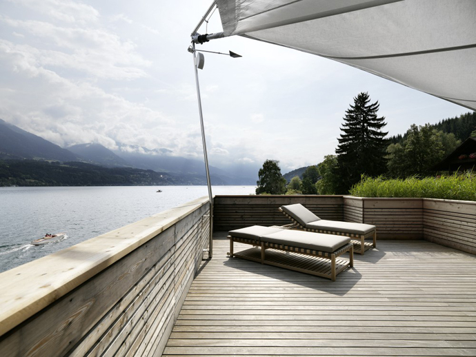 wooden modern boathouse in austria (9)
