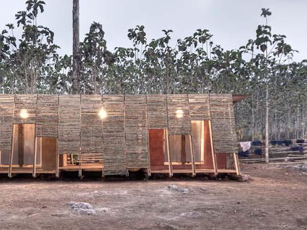 TYIN-Bamboo-Library-And-Bath-House-Thailand-Tak-1 (14)