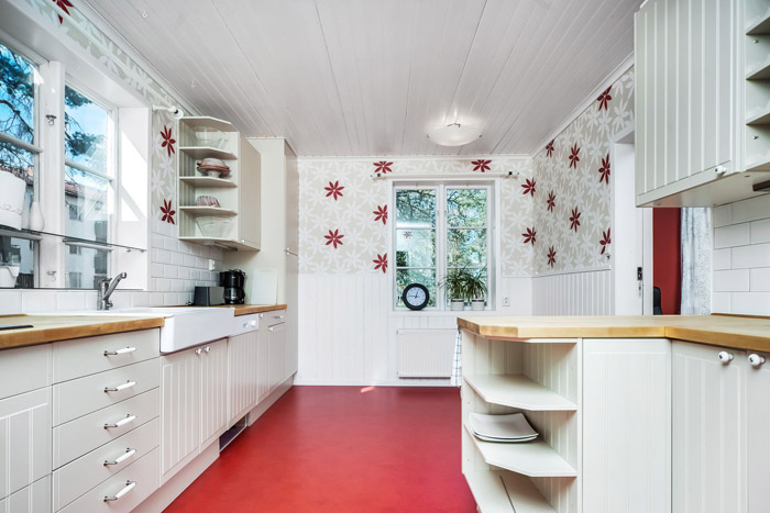 contemporary swedish cottage wooden house (5)