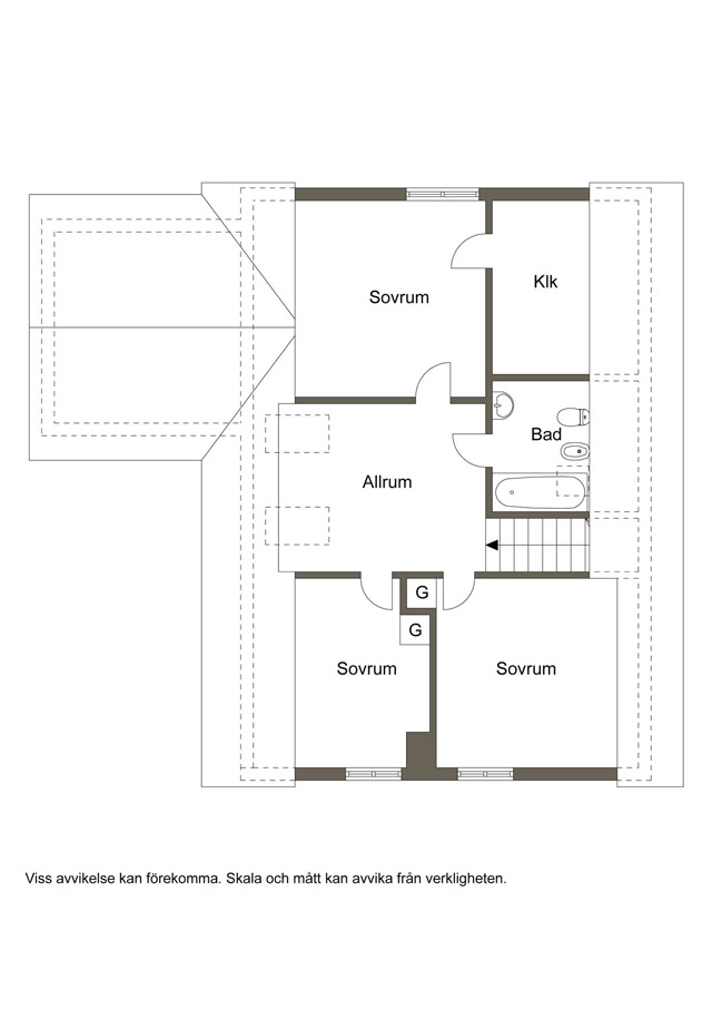 cottage 2 storey house idea (24)