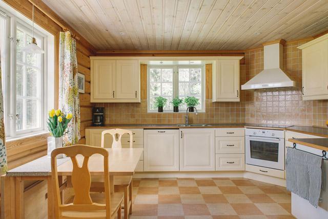 cottage eco wooden log house in sweden (19)