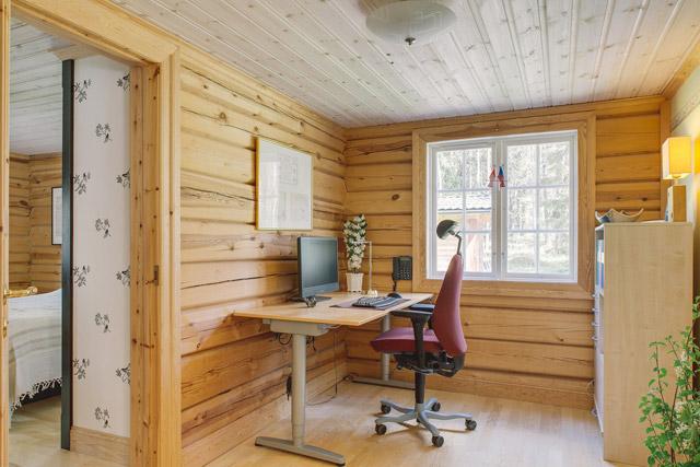 cottage eco wooden log house in sweden (23)