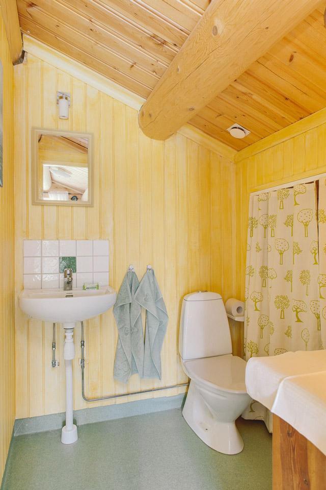 cottage eco wooden log house in sweden (27)