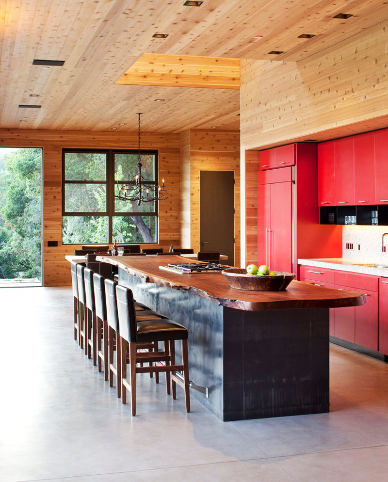 cottage rustic house with reuse materials and modern interior (2)
