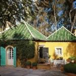 บ้านกระท่อมแบบสเปน ออกแบบอย่างน่ารัก ภายในแต่งโล่งสบายตามสไตล์วินเทจ