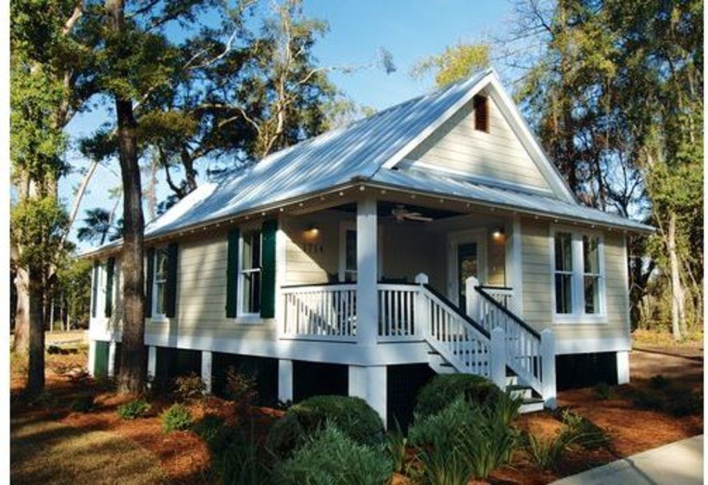 country cottage house idea with plan 95 sq ft 2 bedrooms (1)