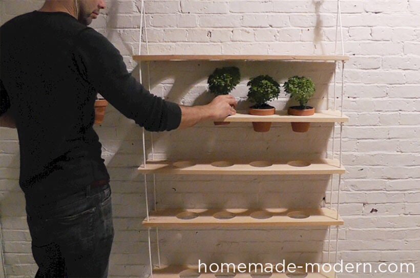diy vertical garden idea (15)