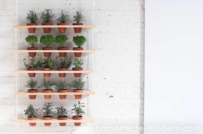diy vertical garden idea (16)