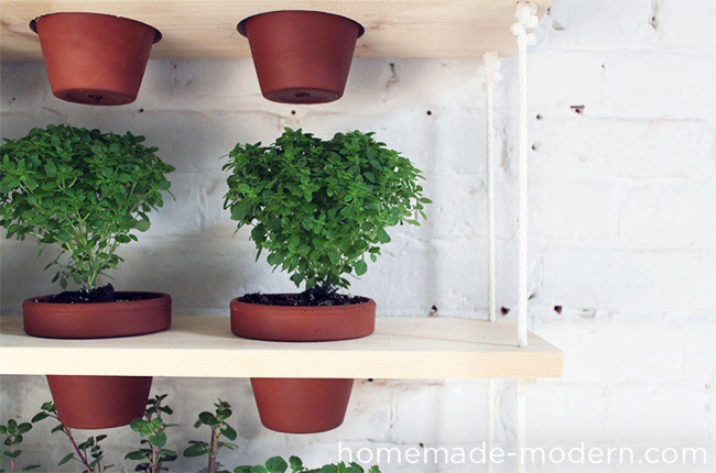 diy vertical garden idea (17)