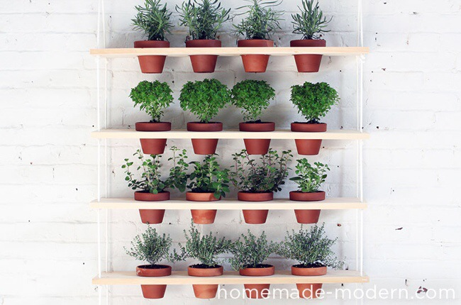 diy vertical garden idea (18)