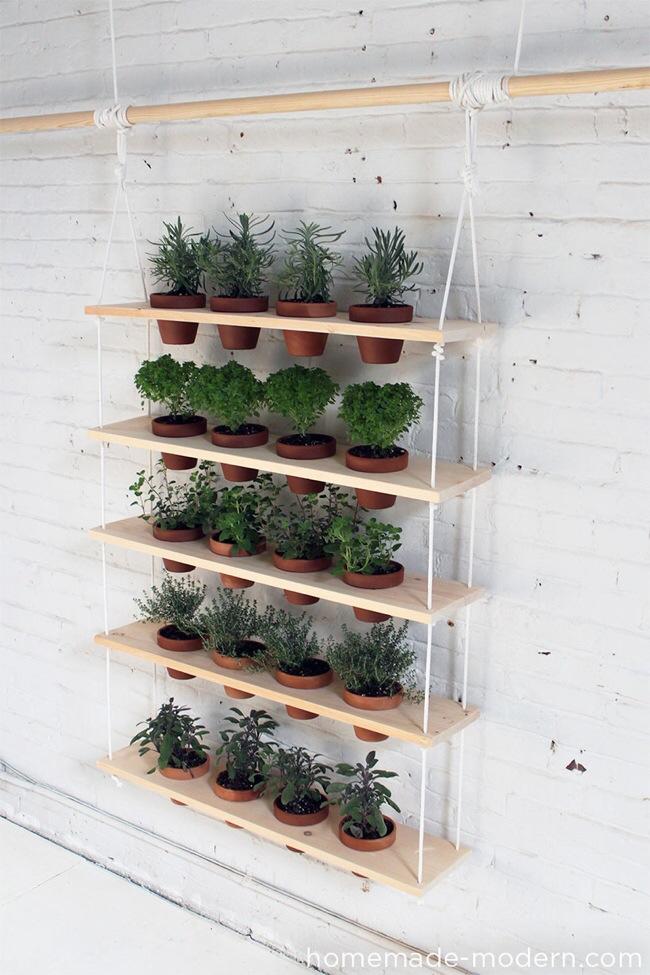 diy vertical garden idea (21)