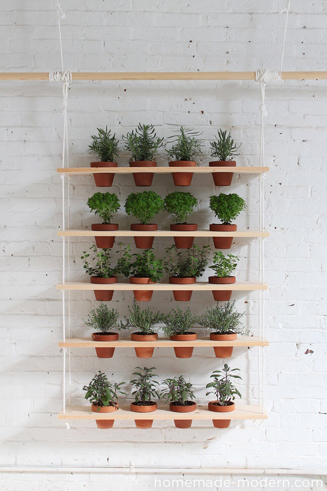 diy vertical garden idea (22)