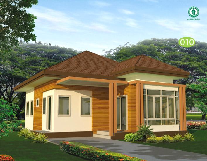 free-house-plan-thai