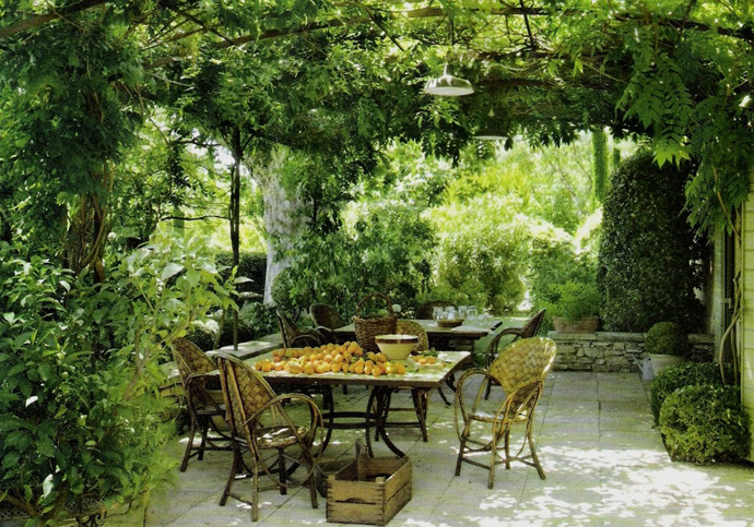 garden idea wooden decoration (1)