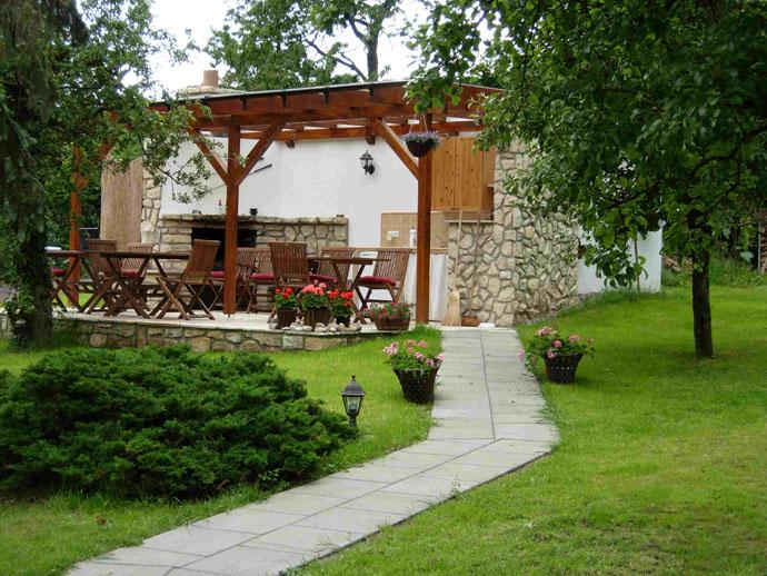 garden idea wooden decoration (14)