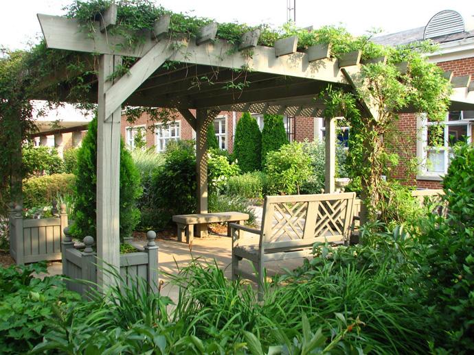 garden idea wooden decoration (17)