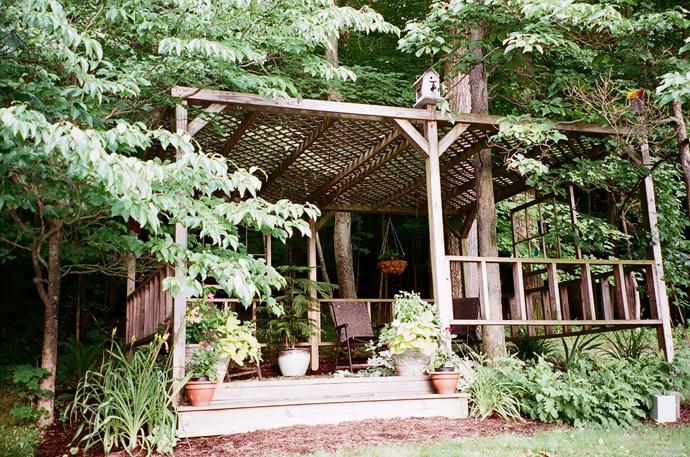 garden idea wooden decoration (20)