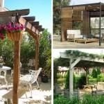 35 ไอเดีย 'ซุ้มไม้' สำหรับสร้างไว้เป็นที่พักผ่อนสบายๆ ภายในสวนของเรา