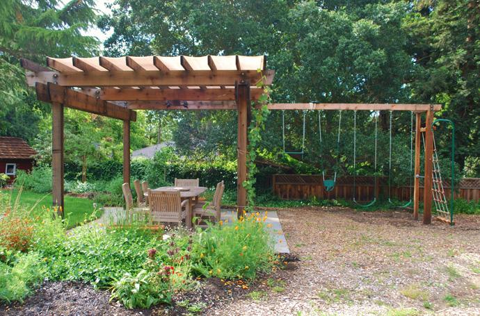 garden idea wooden decoration (22)