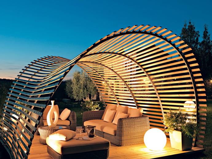 garden idea wooden decoration (29)