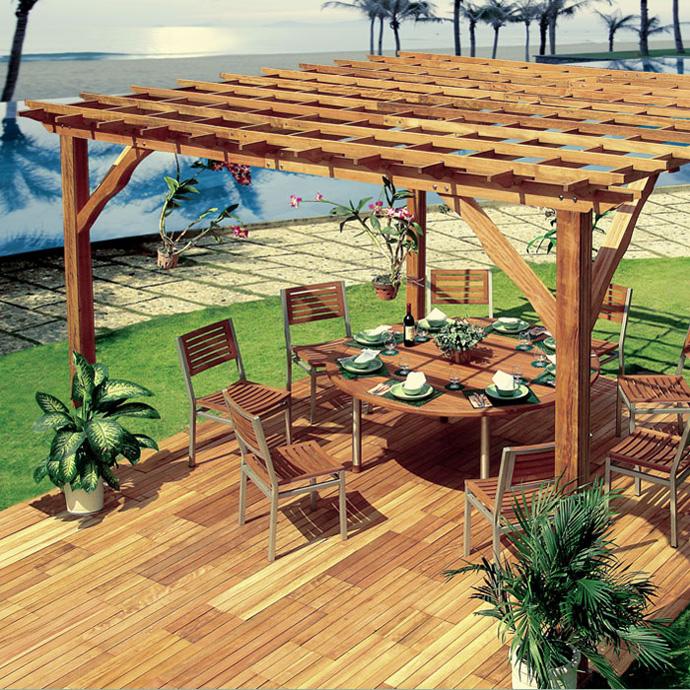 garden idea wooden decoration (30)