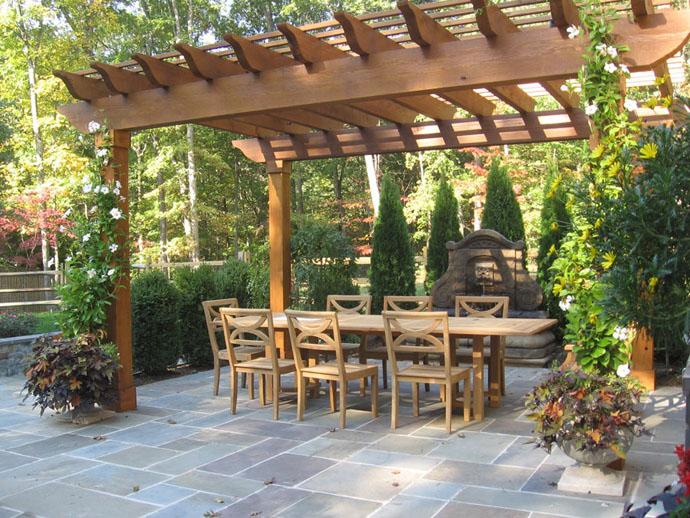garden idea wooden decoration (34)