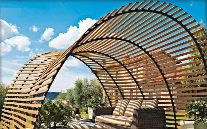 garden idea wooden decoration (4)