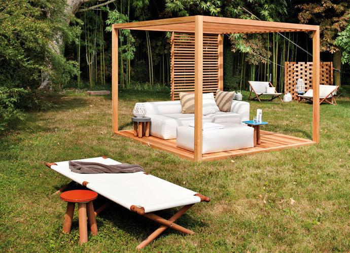 garden idea wooden decoration (5)