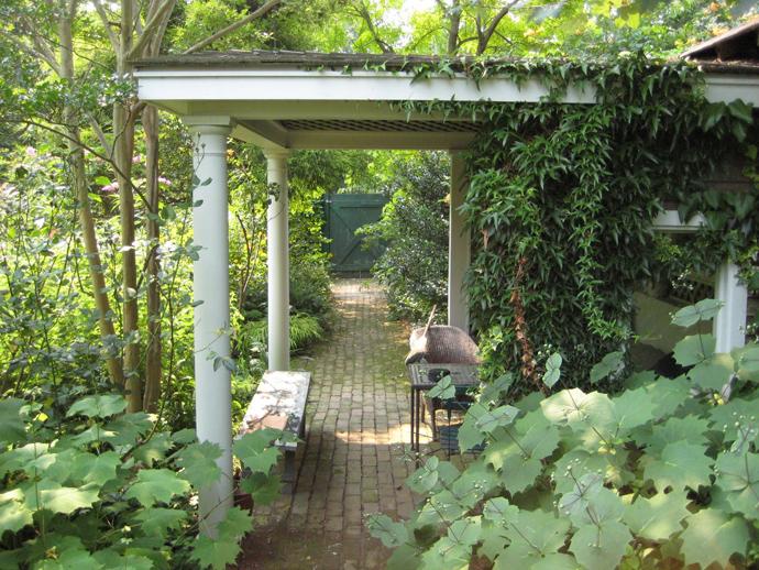 garden idea wooden decoration (9)