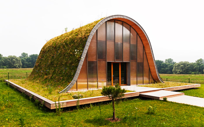 green roof eco house idea (3)