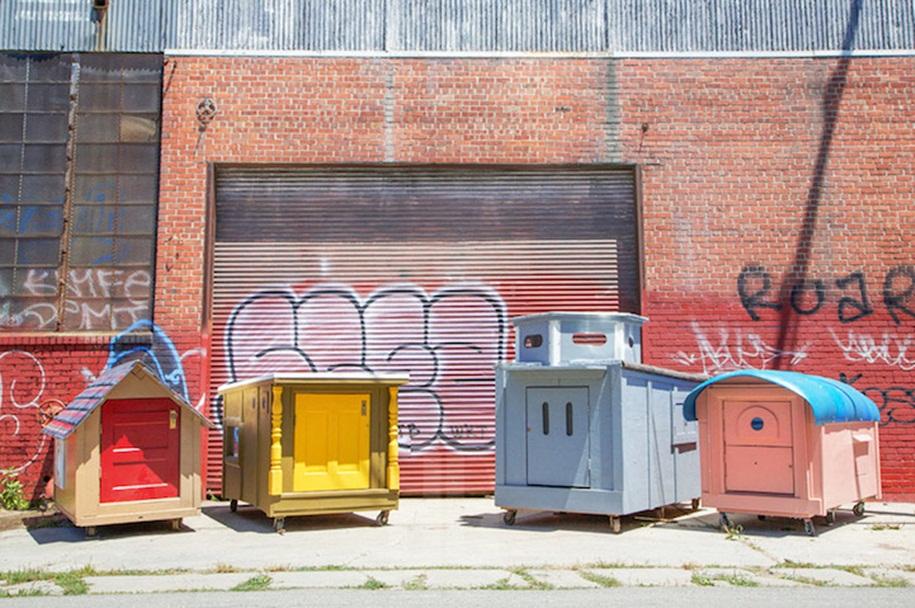 homeless house recycled Gregory Kloehn (1)