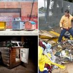 Gregory Kloehn ศิลปินใจบุญ นำขยะไร้ค่ามาสร้างบ้านรีไซเคิล เพื่อคนยากไร้มีที่พักพิง