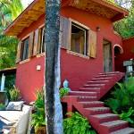 บ้านสไตล์รีสอร์ท ออกแบบด้วยศิลปะพื้นเมืองเม็กซิโก ในบรรยากาศสบายริมทะเล