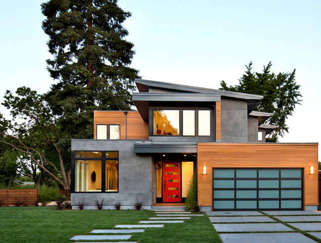 modern-contemporary-concrete-house-with-wood-and-glass