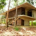 บ้านแนวโมเดิร์นร่วมสมัย กับแนวคิดอนุรักษ์ธรรมชาติ จากประเทศบังกลาเทศ
