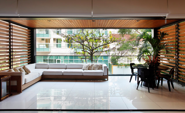 modern contemporary townhouse in brazil (7)
